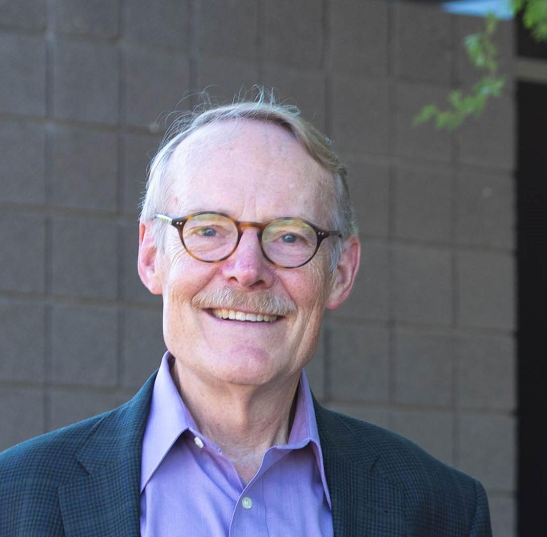 Portrait of Francis Eberle