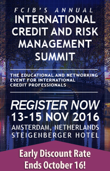 FCIB's International Credit and Risk Management Summit