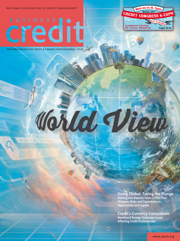 Business Credit Magazine April 2015