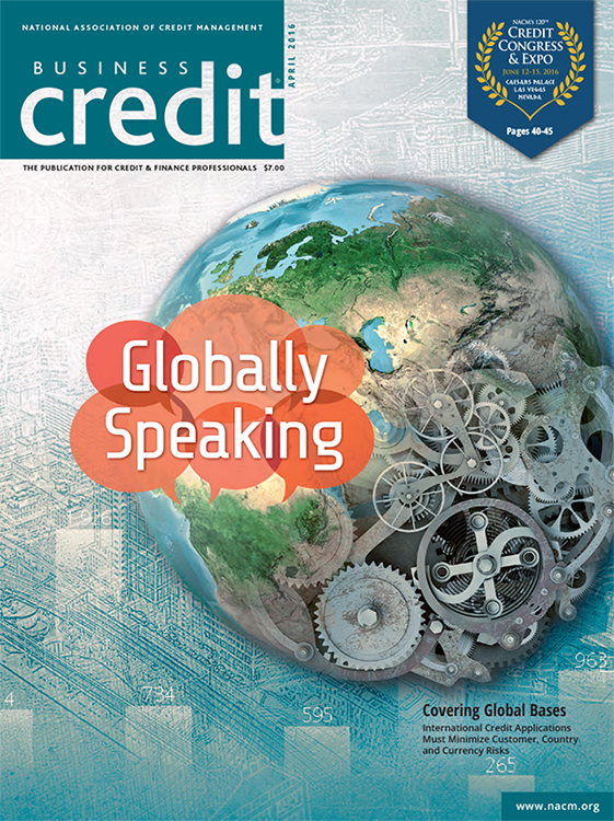 Business Credit Magazine April 2016