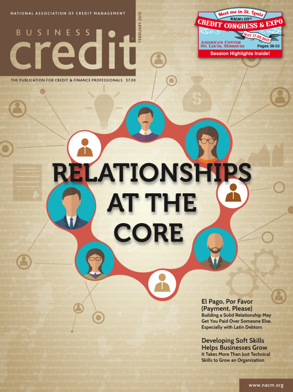 Business Credit Magazine February 2015