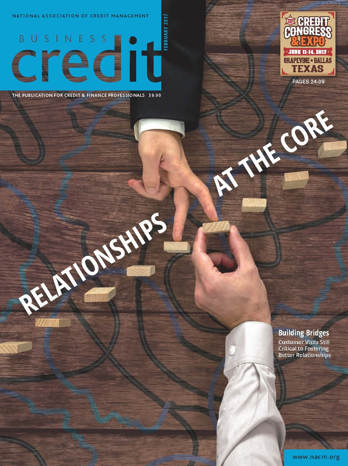 Business Credit Magazine February 2017