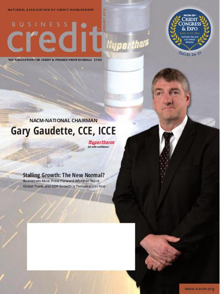 Business Credit Magazine January 2016