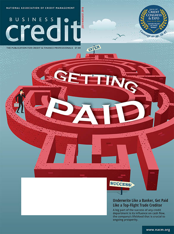 Business Credit Magazine July/August 2016