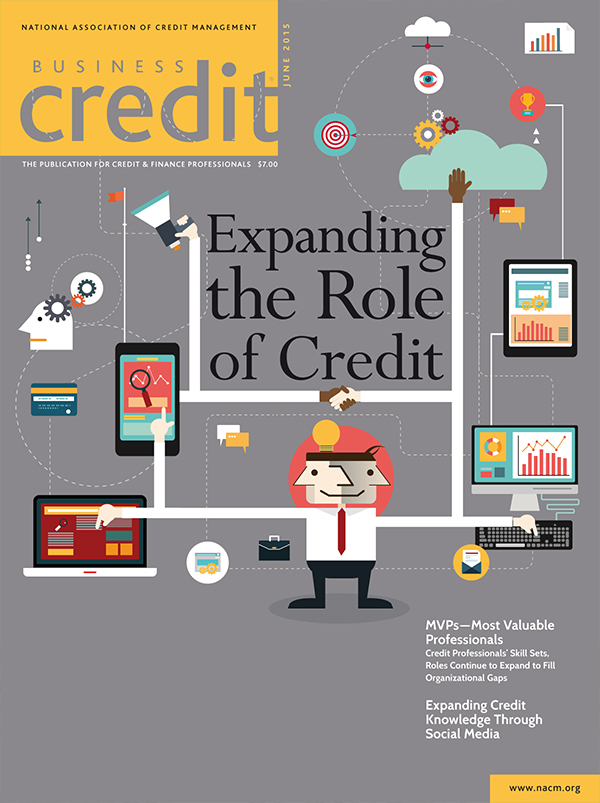 Business Credit Magazine June 2015
