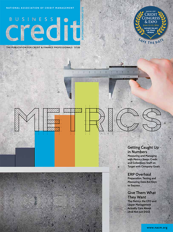 Business Credit Magazine Sept - Oct 2015