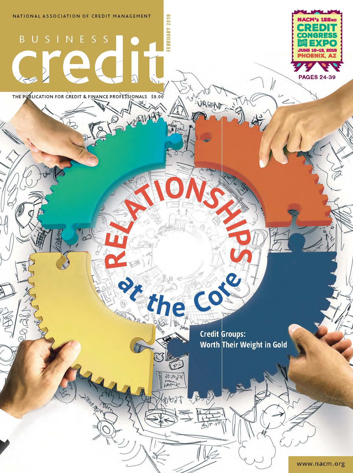 Business Credit Magazine February 2018