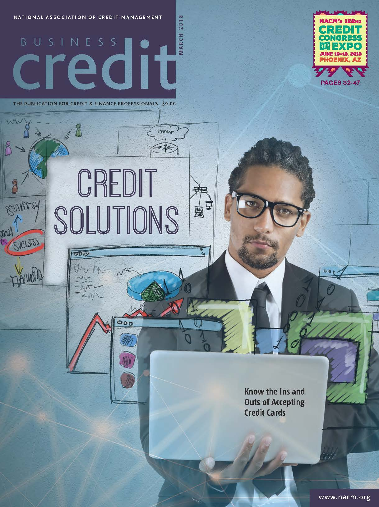 Business Credit Magazine March 2018