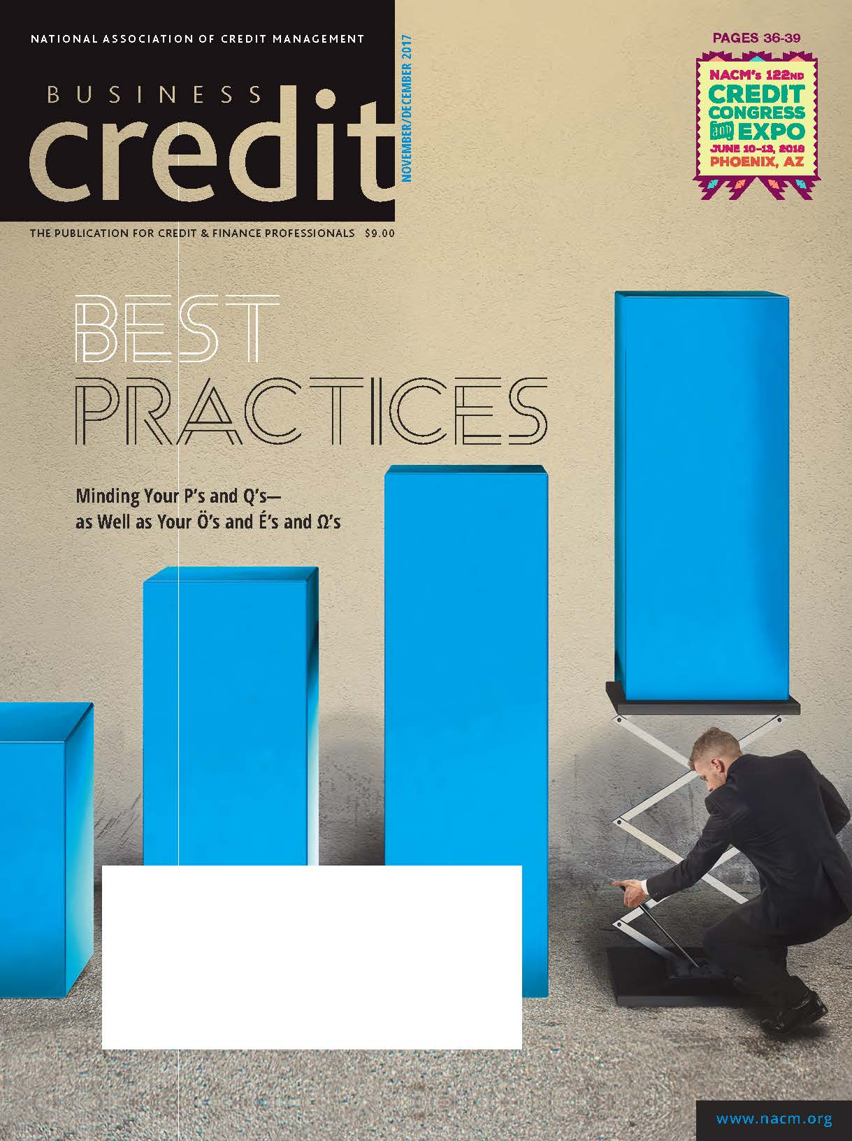 Business Credit Magazine November/December 2017
