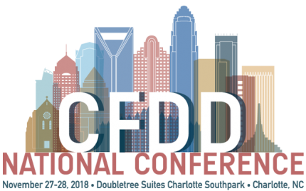CFDD National Conference - Rescheduled